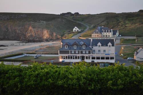 Hôtel de la Baie des Trépassés : Hotel near Île-de-Sein