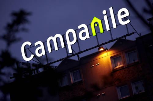 Campanile Paris Est Bobigny : Hotel near Drancy