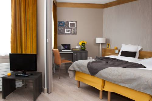 Aparthotel Adagio Paris XV : Guest accommodation near Issy-les-Moulineaux