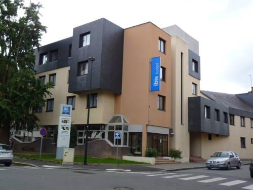 ibis budget Evreux Centre : Hotel near Le Vieil-Évreux