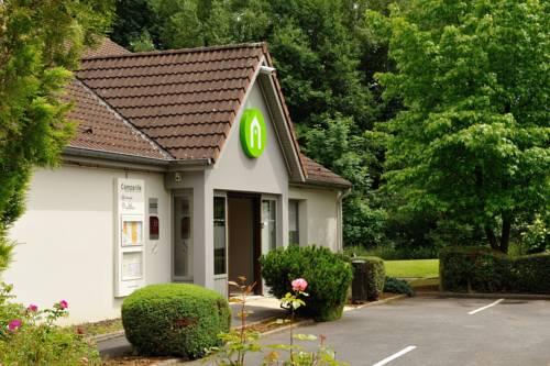 Campanile Sedan : Hotel near Artaise-le-Vivier