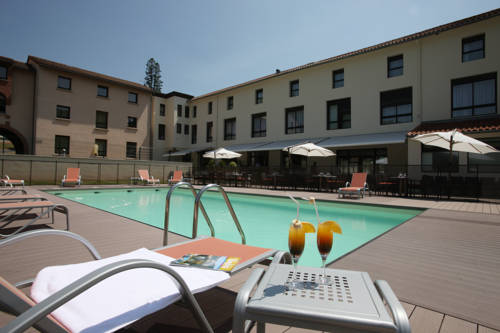 Hotel Cap Vert St Affrique
