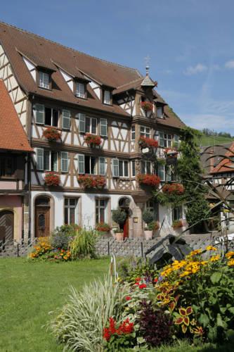 Hotel Des 2 Clefs : Hotel near Niedermorschwihr