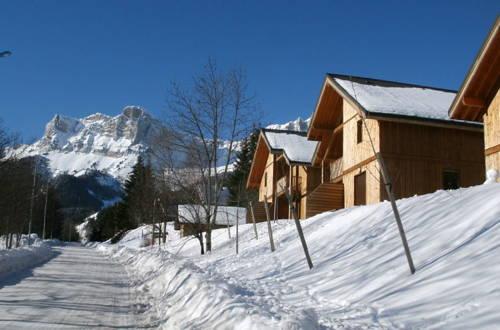 Vacancéole - Les Gentianes : Guest accommodation near Avignonet
