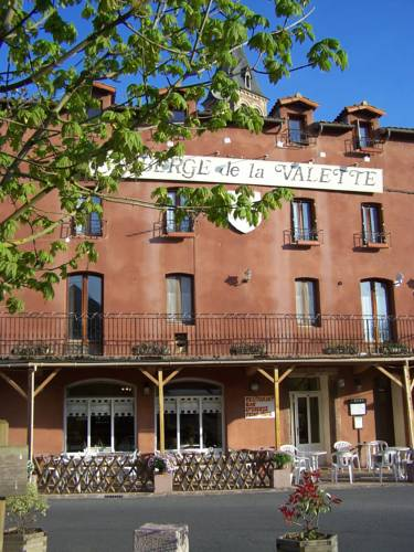 Auberge de la Valette : Bed and Breakfast near Pousthomy