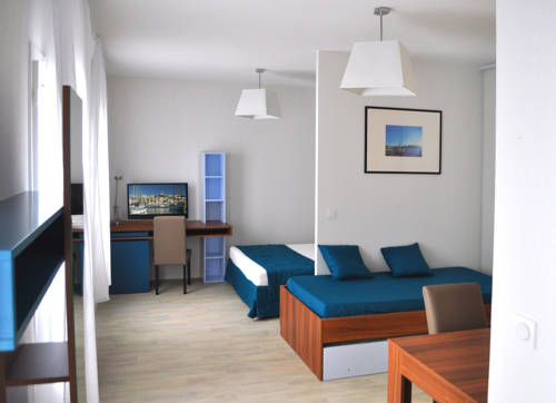 Odalys Appart'Hotel Canebiere : Guest accommodation near Marseille