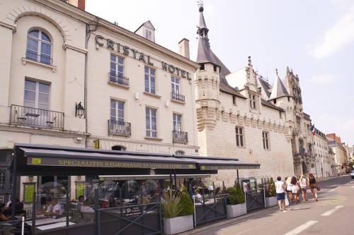 Cristal Hôtel Restaurant : Hotel near Saumur
