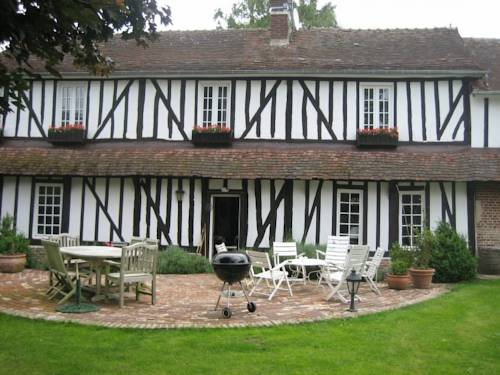 Au Vieux Cadran : Bed and Breakfast near Villez-sur-le-Neubourg