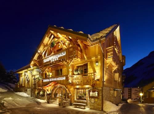 Chalet Mounier : Hotel near Vénosc