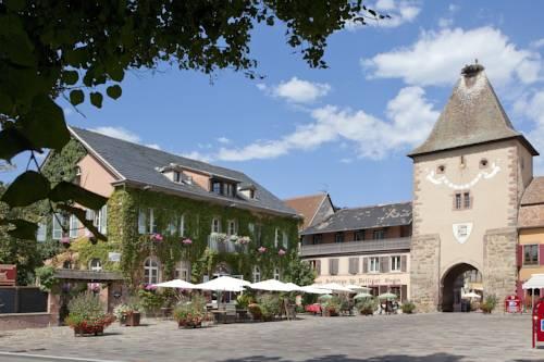 Auberge de la Comtesse : Hotel near Niedermorschwihr