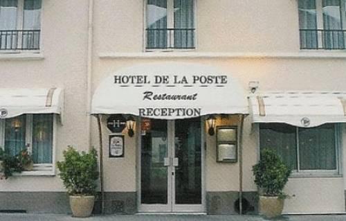 Hotel De La Poste : Hotel near Marne