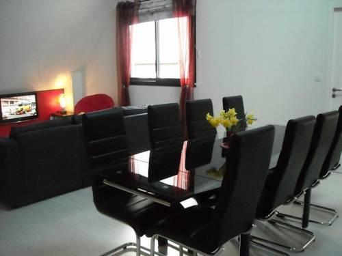 Résidence Les Granvillaises : Apartment near Granville