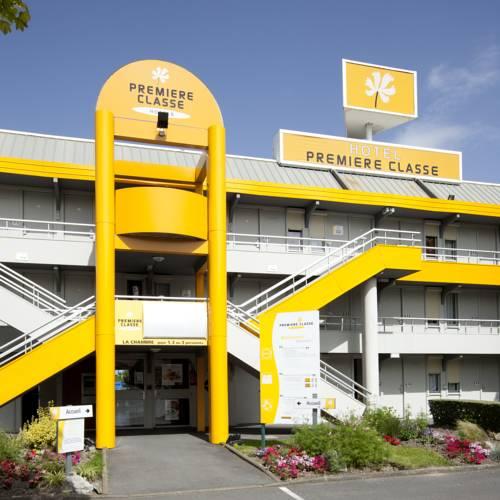 Premiere Classe Boissy St Leger : Hotel near Villecresnes