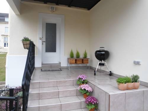 Gîte Le Domaine Excellencia : Guest accommodation near Goussancourt