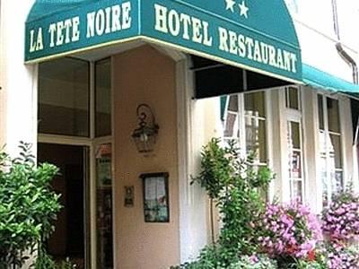 Logis De La Tete Noire : Hotel near Saône-et-Loire