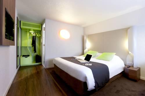 Campanile Les Ulis : Hotel near Janvry