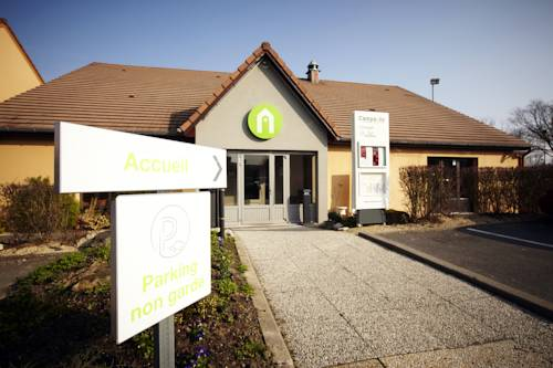 Campanile Cergy Saint-Christophe : Hotel near Cergy