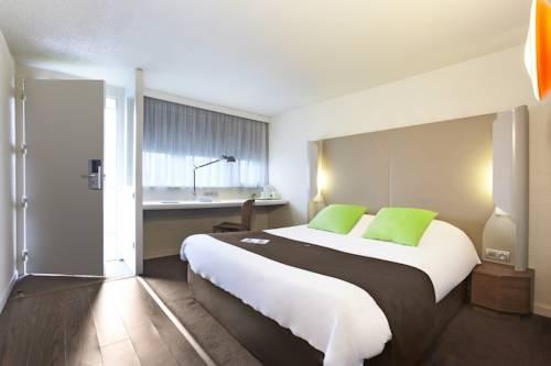 Campanile Rouen Est - Franqueville Saint Pierre : Hotel near Belbeuf