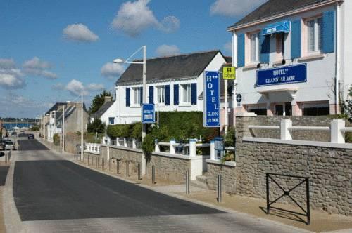 Hôtel Glann Ar Mor : Hotel near Arzon