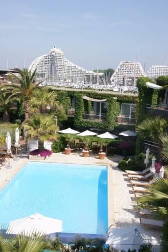 hotel la grande motte hotels near la grande motte 34280 france. Black Bedroom Furniture Sets. Home Design Ideas