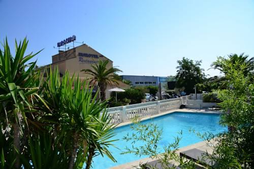 Eurotel : Hotel near Pérols