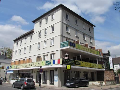 Hotel du Parc : Hotel near Bondy