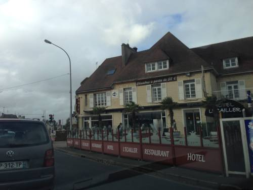 Hotel Restaurant L Ecailler Ouistreham