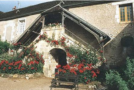 Domaine Borgnat : Guest accommodation near Lucy-sur-Cure
