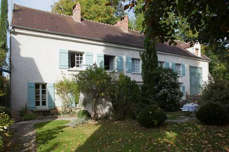 Clos de la Rose : Bed and Breakfast near Charly-sur-Marne