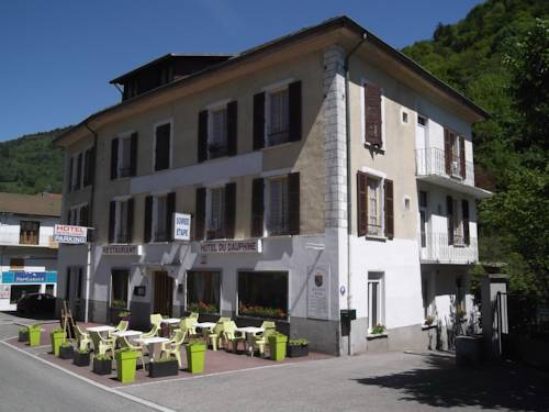 Hôtel du Dauphiné : Hotel near Allevard