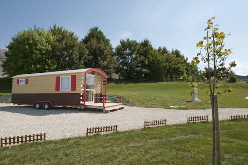 Nuits Insolites d'Argonne : Guest accommodation near Dommartin-Dampierre