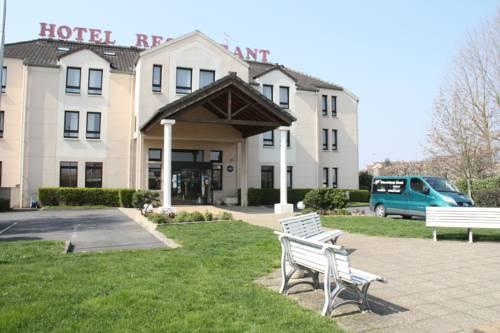 Chanteloup Hôtel : Hotel near Jossigny