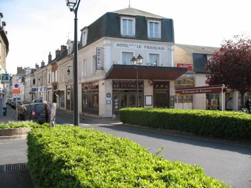 Hôtel Le Français : Hotel near Saint-Martin-le-Beau