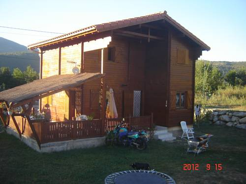 Charmant Chalet : Guest accommodation near Corneilla-de-Conflent