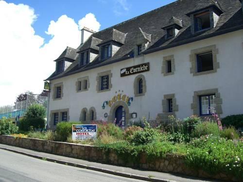 Logis Hotel De La Corniche : Hotel near Plouzané
