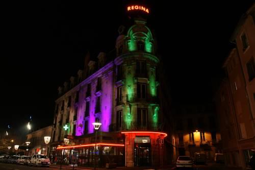 Hôtel Restaurant Le Regina : Hotel near Auvergne