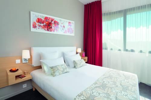 Appart'City Confort Montpellier Millénaire (Ex Park&Suites) : Guest accommodation near Castelnau-le-Lez