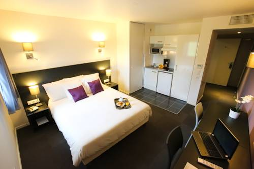 All Suites Appart Hotel Orly Rungis : Guest accommodation near Antony