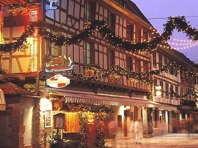 Obernai map of obernai 67210 france for Hotels obernai