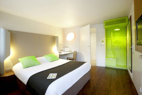 Campanile Lille Nord Wasquehal : Hotel near Tourcoing