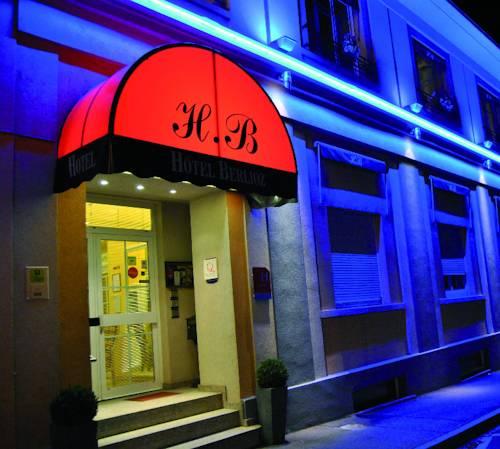 Logis Berlioz : Hotel near Rosenau