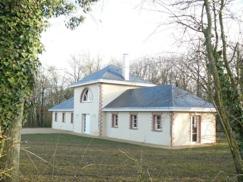 Les Gîtes du Chateau de la Morinière : Guest accommodation near Saint-Macaire-en-Mauges