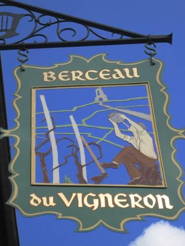 Hôtel Berceau Du Vigneron : Hotel near Niedermorschwihr