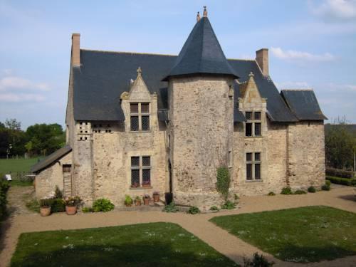 Manoir De Vaux : Bed and Breakfast near Baracé