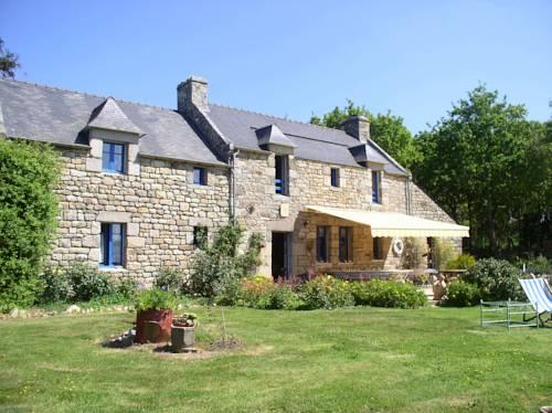Auberge De Bel Air : Guest accommodation near Brélès