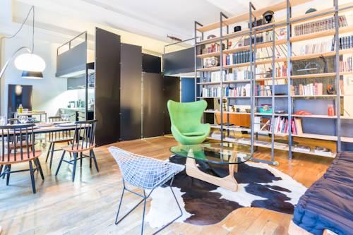 Cheval d'argent : Apartment near Lyon 1er Arrondissement