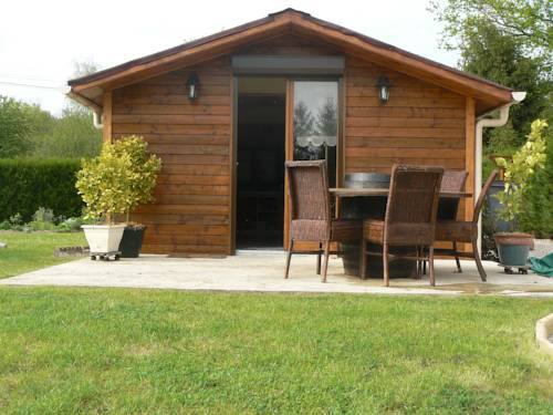 Leau berge : Guest accommodation near Meurival