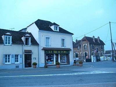 Logis Hotel Le Braytois : Hotel near Gurcy-le-Châtel