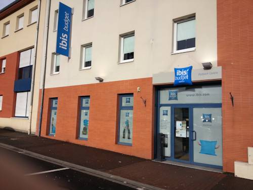 ibis budget Forbach Centre : Hotel near Moselle