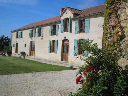 Chambres d'Hôtes La Ferme de Técouère : Guest accommodation near Armentieux